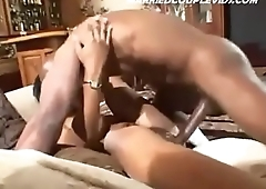 MANDINGO PLEASED WITH BIG BLACK BOOTY IN THE LOUNGE--MARRIEDCOUPLEVIDS.COM