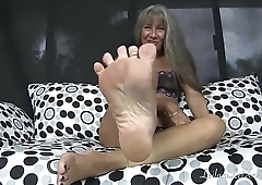 You Just Want My Feet TRAILER