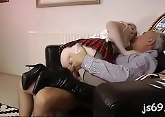 Daddy'_s little princess is up for some filthy doing
