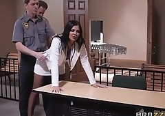 Assmissible Evidence - Jasmine Jae - FULL SCENE on http://bit.ly/BraSex