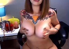 Magnificent busty girl Kara McKinney here for a good convo