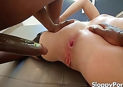 Super slut Gia Derza IR ass fucking