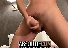Chris Torres HANDJOB in HOTEL